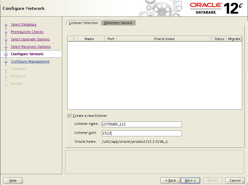 Rapid Upgrade 11.2.0.4 Standard Edition to 12.2.0.1 Standard Edition