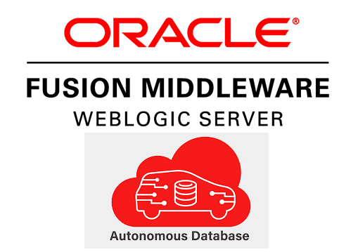 Oracle Cloud with WebLogic and ATP database - RCU Schema creation - silent